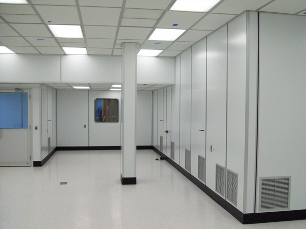 Negative Pressure Cleanroom