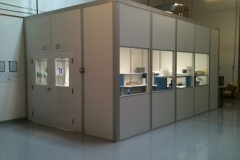 Custom Hardwall Cleanroom
