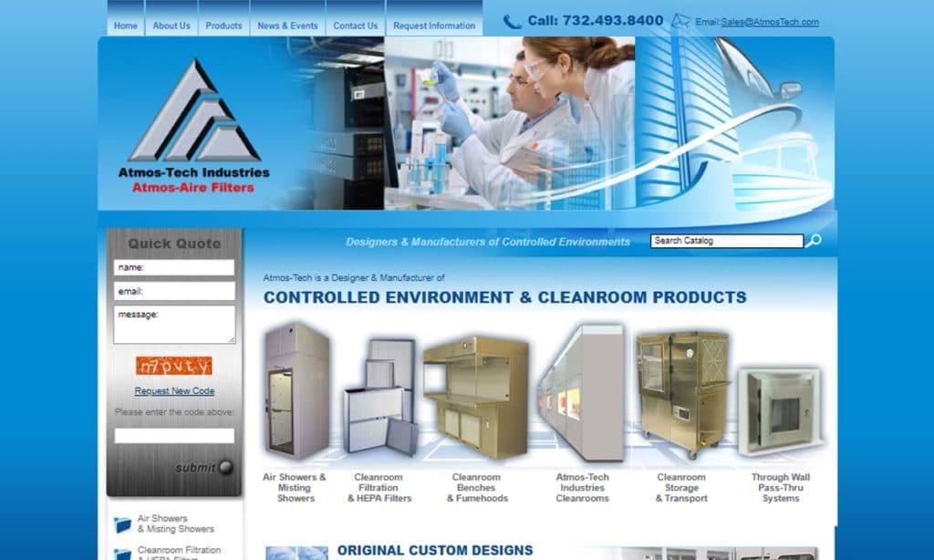Atmos-Tech Industries