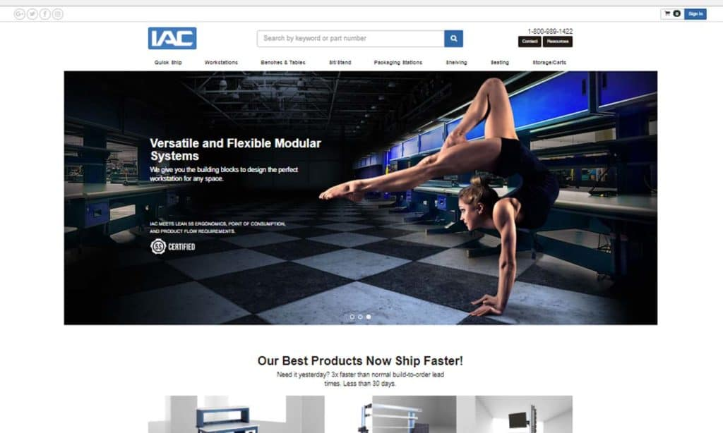 IAC Industries