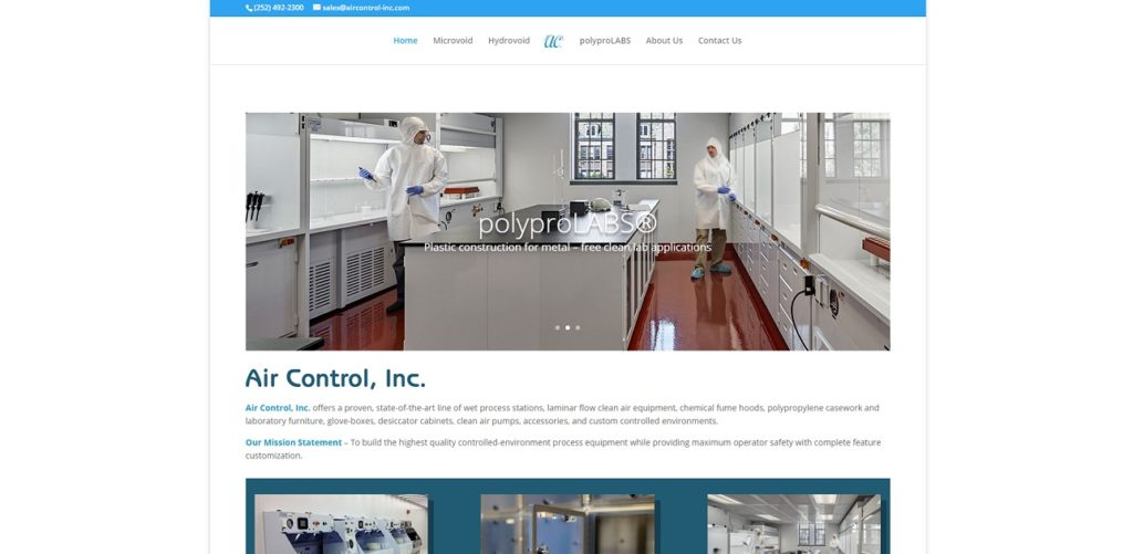 More Clean Room Manufacturer Listings
