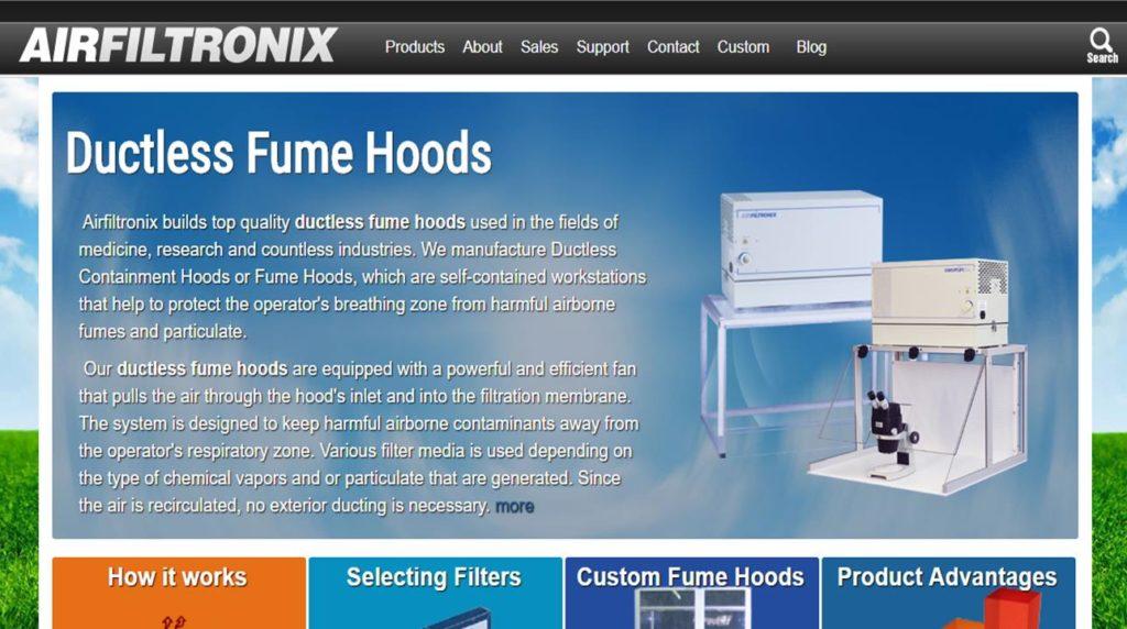 Airfiltronix Corporation