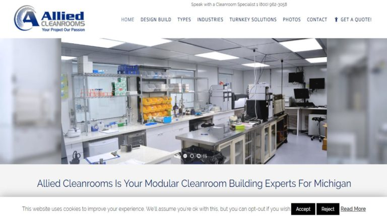 Allied Cleanrooms