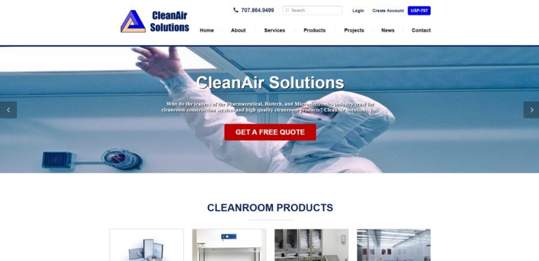 CleanAir Solutions, Inc.