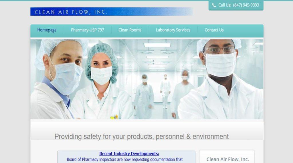 Clean Air Flow, Inc.