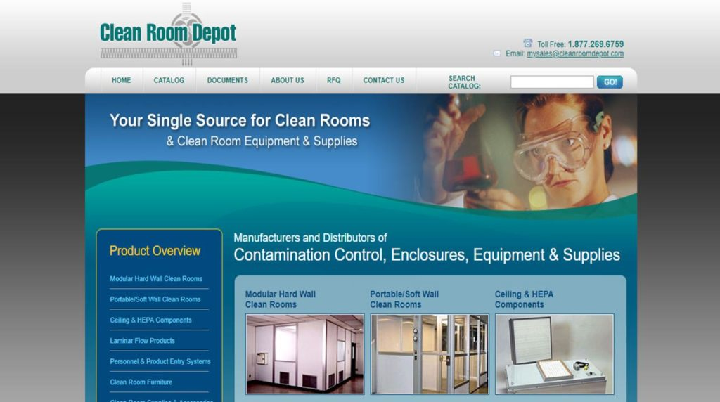 Clean Room Depot Inc.