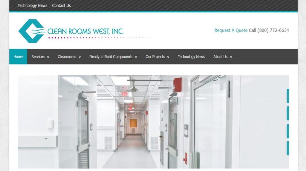 Clean Rooms West, Inc.