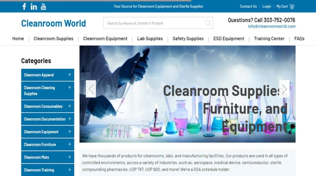 Cleanroom World