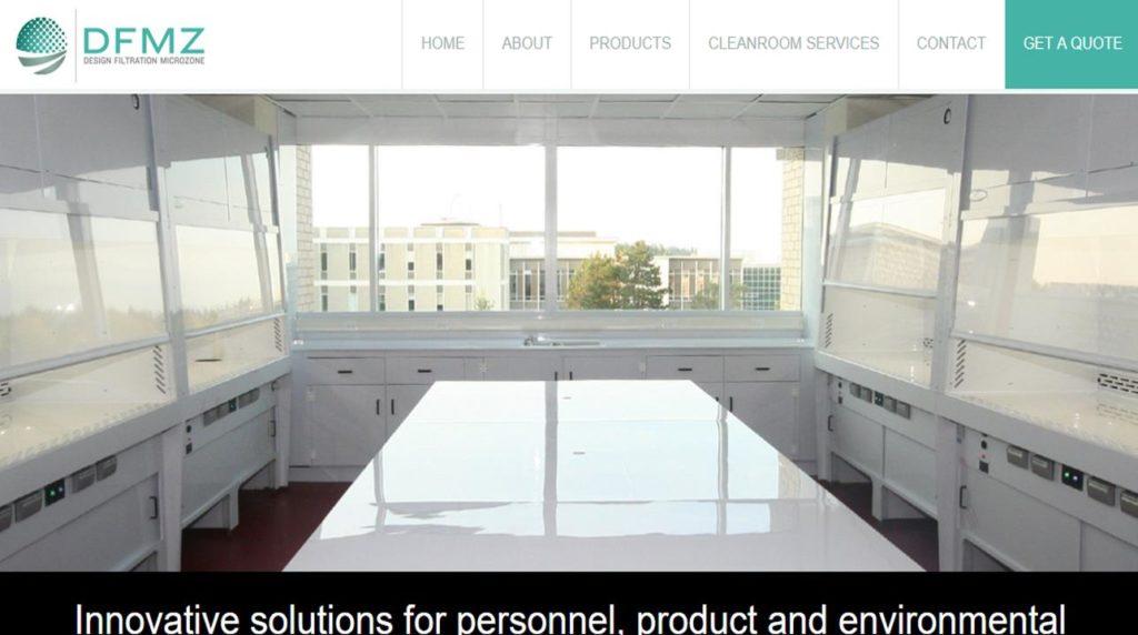 Design Filtration Microzone Inc.