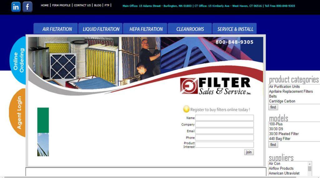 Filter Sales & Service, Inc.