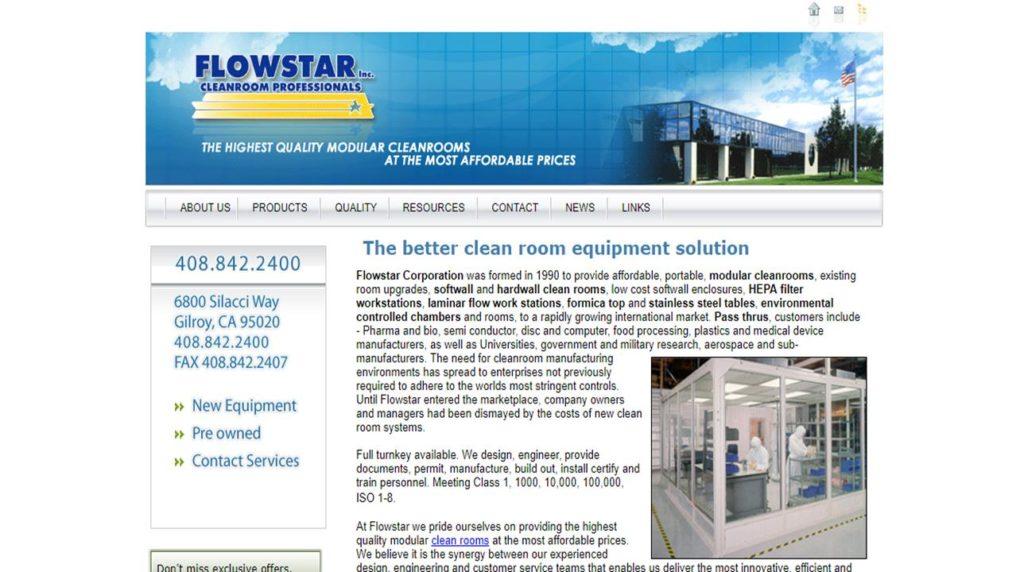 Flowstar Corporation