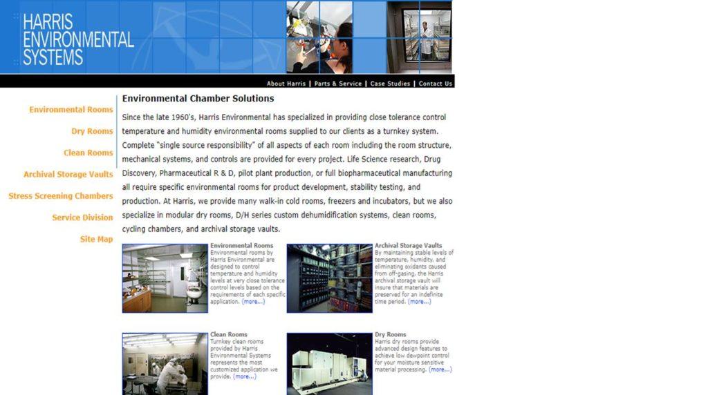Harris Environmental Systems, Inc.