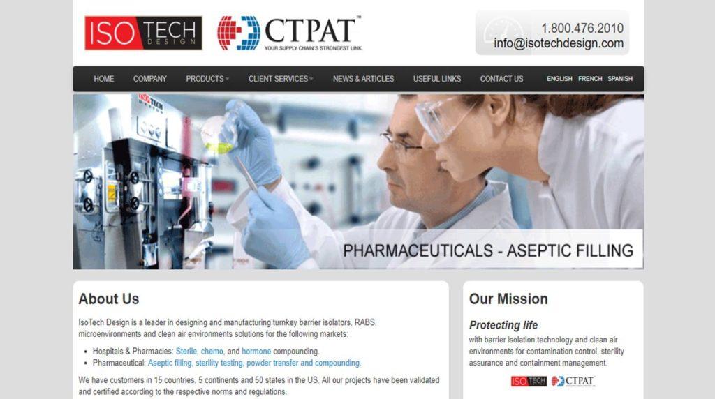 IsoTech Design, Inc.
