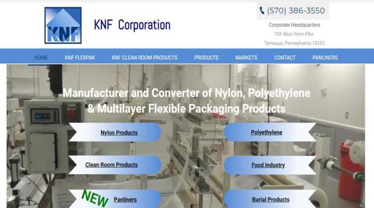 KNF Clean Room Products Corp.