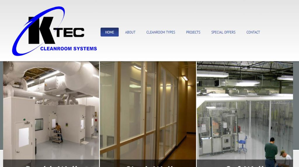 KTEC Cleanroom Systems