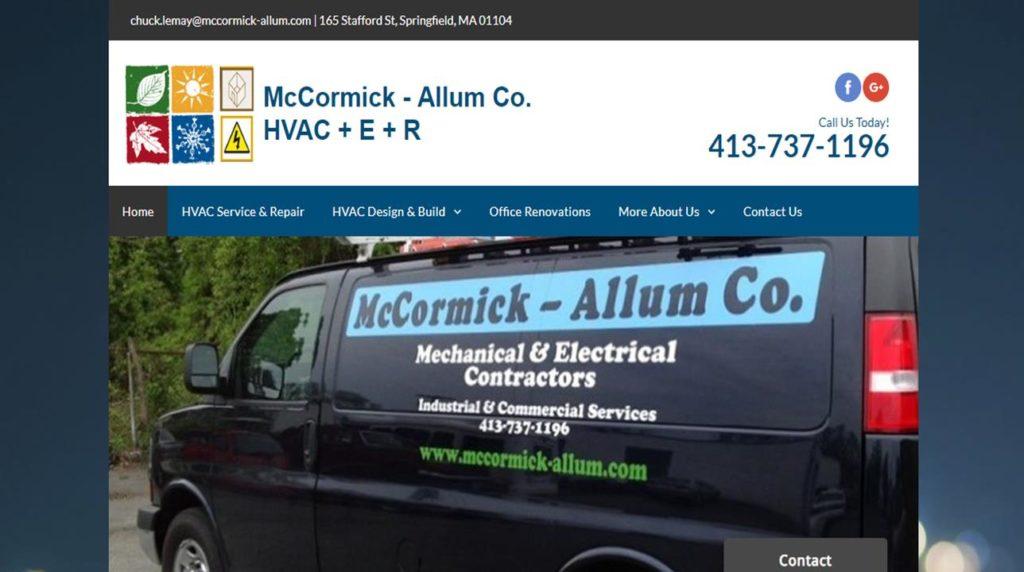 McCormick-Allum Co. Inc.