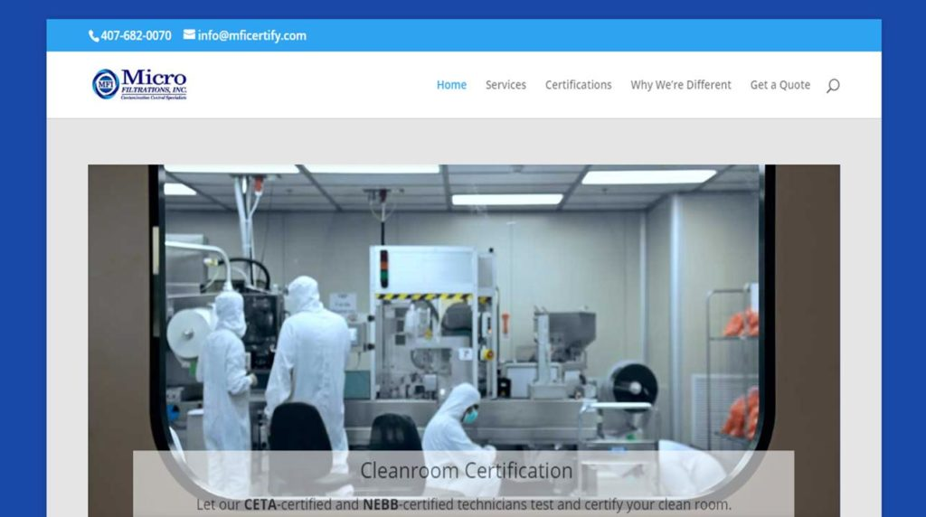 Micro Filtrations, Inc.
