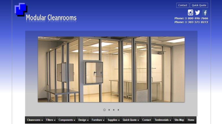 Modular Cleanrooms, Inc.