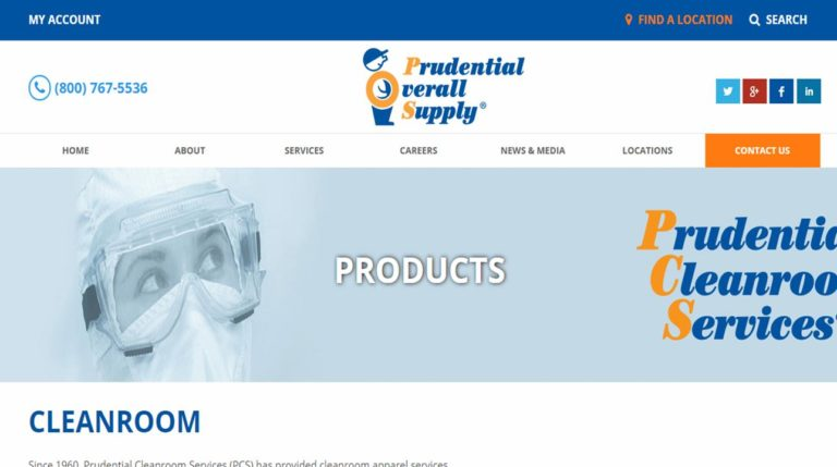 Prudential Cleanroom Services™