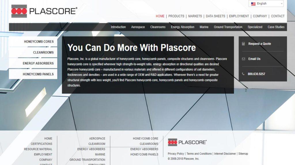 Plascore, Inc.