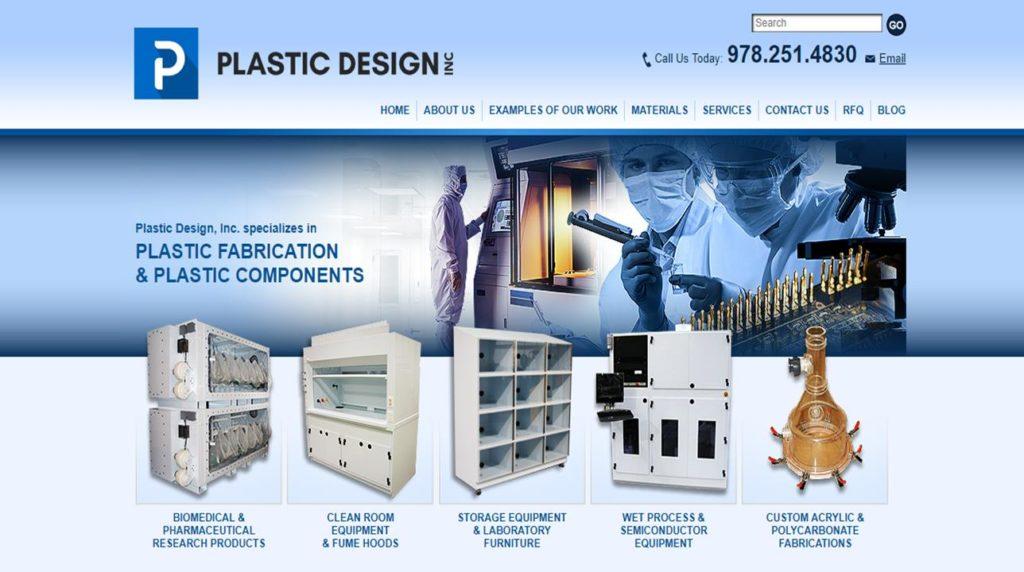 Plastic Design, Inc.