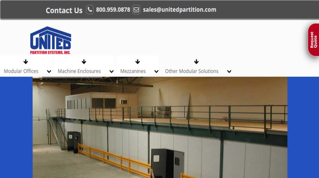 United Partition Systems, Inc.
