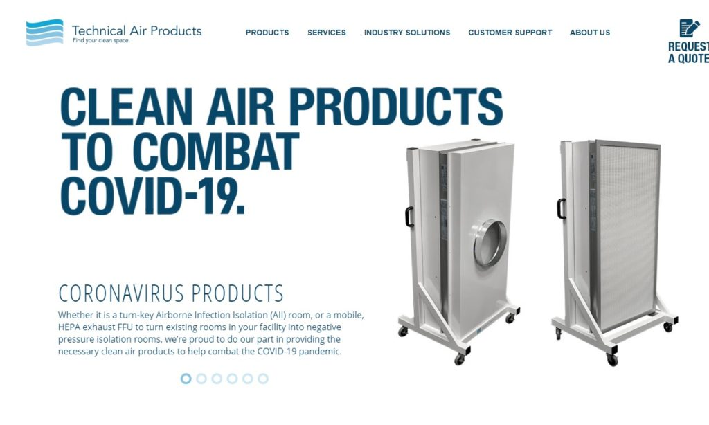 Technical Air Products